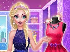 Elsa Dream Dress