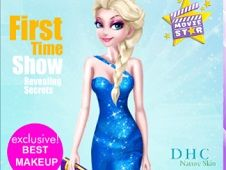 Elsa Fashion Cover Makeover