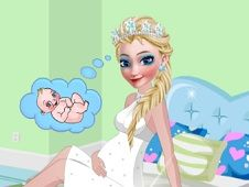 Mommy Elsa Fashion