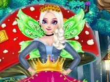 Elsa Save Kingdom by Fashion