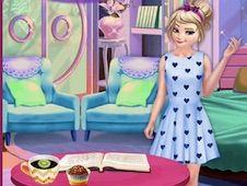 Princess Elsa Afternoon