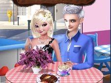 Elsa and Jack Cafe Date