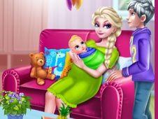 Elsa and Jack Love Baby Birth