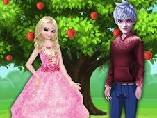 Elsa and Jack Love Tree