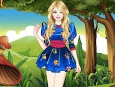 Enchanted Princess Dress Up