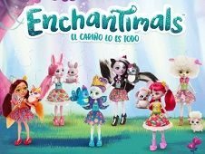 Enchantimals Puzzle
