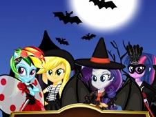 Equestria Girls Halloween