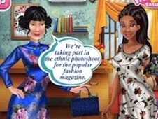 Princesses Ethnic Photoshoot