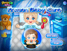 Frozen Baby Care