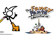 Fancy Pants Adventures World 1 Remix