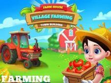 Farm House - Farming Simulator Truck