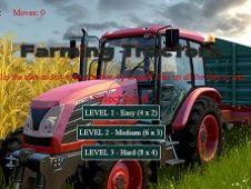 Farming Tractors Memory