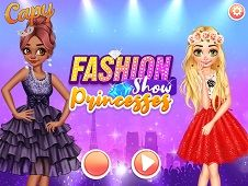 Fashion Show Princesses
