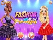 Fashion Show Princesses