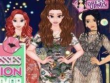 Princesses Fashion Flashmob