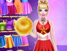 Fashionista Cheerleader Look