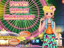 Ferris Wheel Makeover