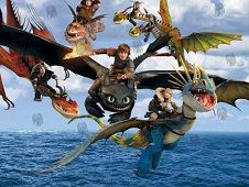 Finding Toothless