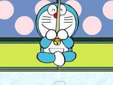 Fishing with Doraemon