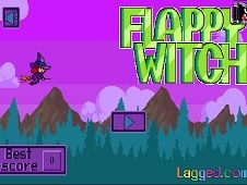 Flappy Witch