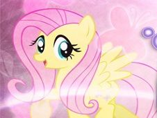 Fluttershy Fly - My Little Pony Games | Play-Games.com