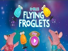 Small Flying Froglets