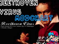 FNF: Beethoven Virus with ModChart
