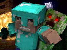 FNF: Boyfriend Sings Minecraft Revenge