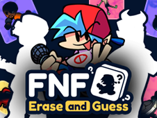 FNF Erase and Guess