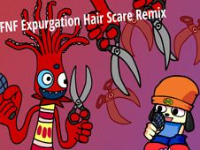 FNF: Expurgation PaRappa & Hair Scare Remix