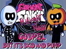 FNF: Gospel But It's Skid vs Pump Cover