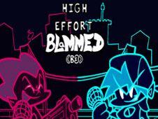 FNF High Effort B3 Blammed
