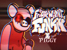 FNF Infection Funky // PIGGY X FNF