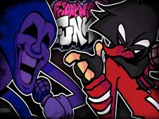 FNF: Majin Sonic and AGOTI sings Termination