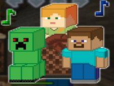 FNF Minecraft Creeper vs Steve