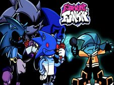 FNF: Minus Sonic.EXE Remastered