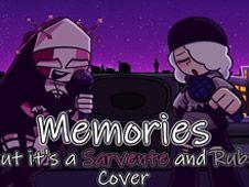 FNF: Sarvente and Ruby Sings Memories