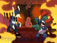 FNF: Tabi vs Tricky [Genocide + Madness ] Remix