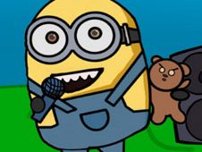 FNF: The Minions Sings Happy