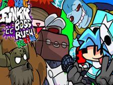 FNF vs Castle Crashers Boss Rush REVIVED