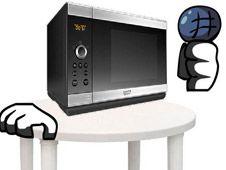 FNF Vs Microwave (FULL WEEK)
