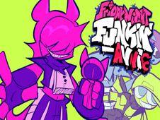 FNF vs Minus Annie