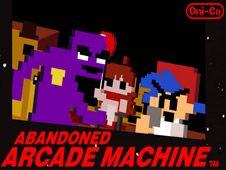 FNF VS Purple Guy (Abandoned Arcade Machine)