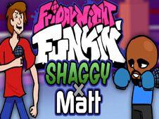 FNF vs Shaggy x Matt