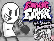 FNF Vs. Sketchy Remastered