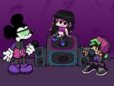 FNF vs Suicide Mickey Mouse.AVI Neo Remix