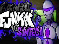 FNF vs SYNTECH (Virtual Vocalist)