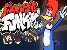 FNF vs Woody Woodpecker