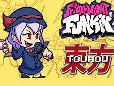 Friday Night Funkin' Touhou Mod Pack