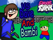 Friday Night Funkin vs Dave/Bambi